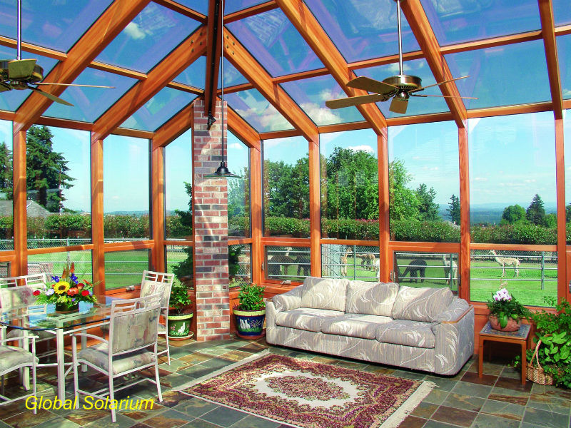 Wood Beam Sunrooms & Conservatories